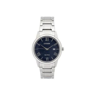 シチズン 腕時計 Citizen AW1231-58L エコドライブ ブルー ダイヤル ステンレス メンズ 腕時計