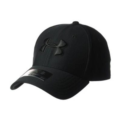アンダーアーマー メンズ 帽子 アクセサリー Blitzing 3.0 Cap Black/Black/Black