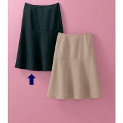 セロリーセロリー(Selery) スカート ブラック 17号 S-16170 1着(直送品)