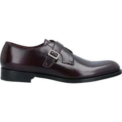 ネルソン NELSON メンズ ローファー シューズ・靴 Loafers Deep purple