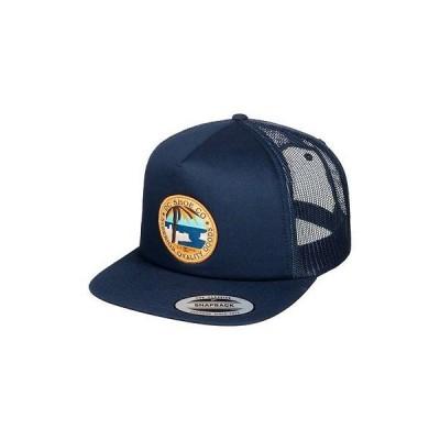 DC シューズ メンズ Mucker Trucker Hat - ブラック (BTL0)