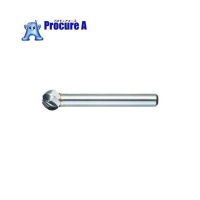 TRUSCO 超硬バー 球型 Φ9.5X刃長8.5X軸6 アルミカット TA8C095 ▼384-0964 トラスコ中山(株)