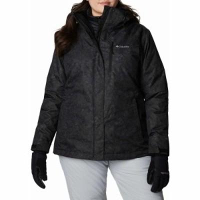 コロンビア Columbia レディース ジャケット アウター Whirlibird IV Interchange Jacket Black Dotty Floral Print