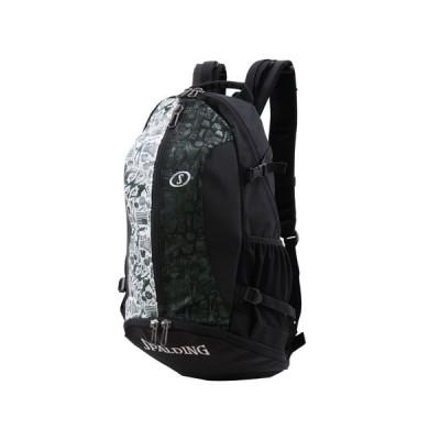 【新品/取寄品】バスケットプレイヤーのために開発されたバッグ ケイジャー グラフィティグリーン 40-007GG