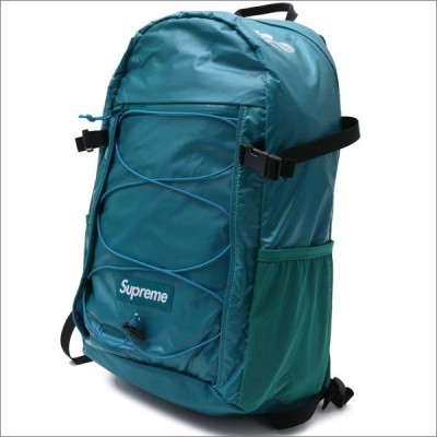 SUPREME(シュプリーム) Backpack (バックパック) GREEN 276-000265-015+【新品】(グッズ)