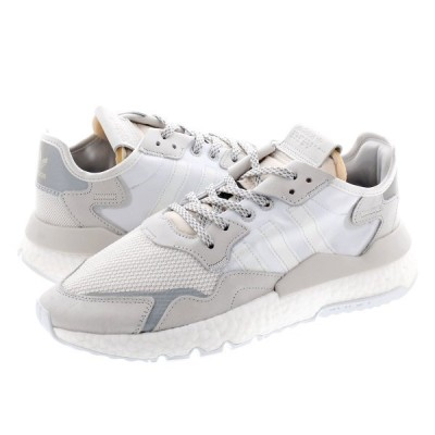 adidas NITE JOGGER アディダス ナイト ジョガー CRYSTAL WHITE/CRYSTAL WHITE/RUNNING WHITE ee5855