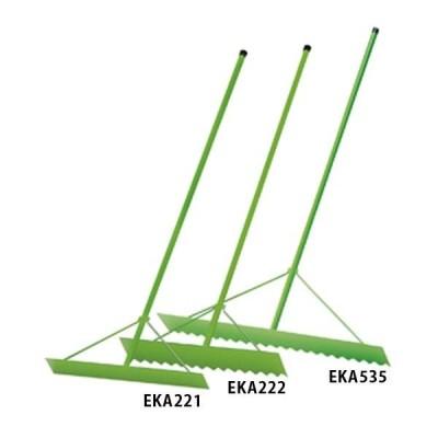 <送料 別途見積り> エバニュー 学校機器 グランドレーキ 平 16 グッズソノタ(eka221)