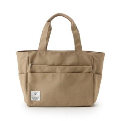 SHOO・LA・RUE / 【洗える】キャンバス11ポケットトート WOMEN バッグ > トートバッグ
