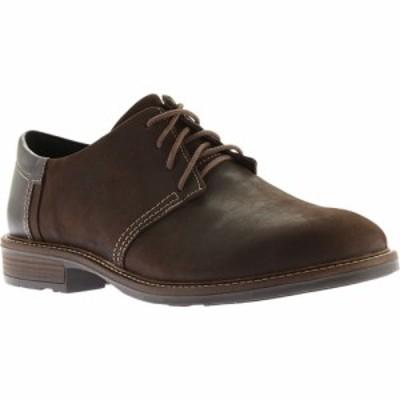 ナオト Naot メンズ 革靴・ビジネスシューズ シューズ・靴 Chief Oily Brown Nubuck/French Roast Leather/Hazelnut