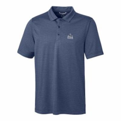Cutter & Buck カッター アンド バック スポーツ用品  Cutter & Buck 2019 PGA Championship Navy Cascade Melange Stri
