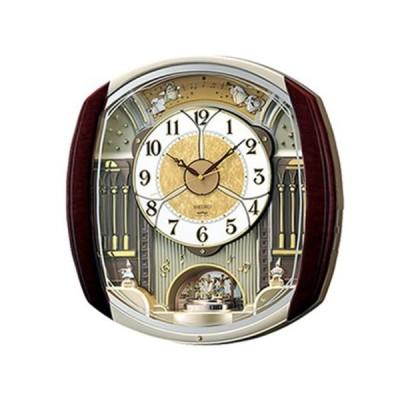 セイコークロック 電波カラクリ掛時計 RE564H  【正規品】
