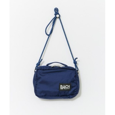 【アーバンリサーチ】 BACH ACCESSORY BAG M RS メンズ BLUE/BK - URBAN RESEARCH
