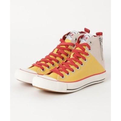 スニーカー UBIQ ONE PANCH MAN Shoes of the Hero -SAITAMA model- (YELLOW/WHITE)