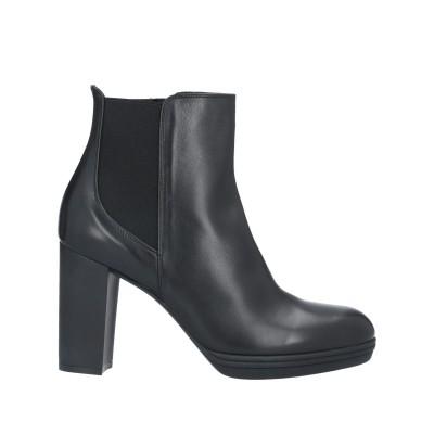 CANTINI & CANTINI ショートブーツ ブラック 40 牛革(カーフ) ショートブーツ
