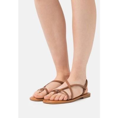 アルド レディース 靴 シューズ BROASA - T-bar sandals - brown