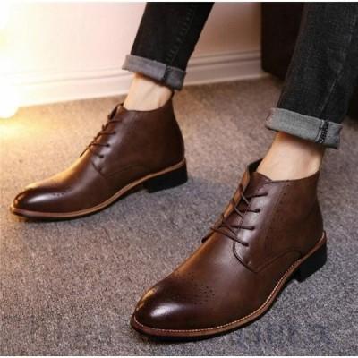 ブーツ メンズ ショートブーツ 靴 カジュアル ワークブーツ ミリタリーブーツ メンズファッション かっこいい メンズブーツ
