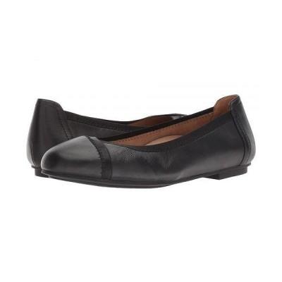 VIONIC バイオニック レディース 女性用 シューズ 靴 フラット Caroll - Black