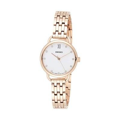 セイコー SEIKO 海外モデル Quartz クォーツ Ladies 腕時計 SUR698P1 《逆輸入品》