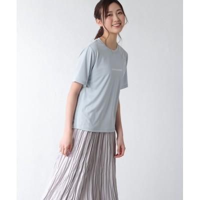 Honeys / ドライロゴTシャツ WOMEN トップス > Tシャツ/カットソー
