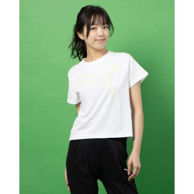 プーマ PUMA EVOSTRIPE SS Tシャツ (PUMA WHITE)