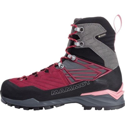 マムート Mammut レディース ハイキング・登山 登山靴 シューズ・靴 Kento Pro High GTX Mountaineering Boot Titanium/Dark Sundown