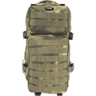 MFH バックパック Assault I ハイグレード仕様 30L MOLLEシステム搭載 - HDT GREEN Camo迷彩