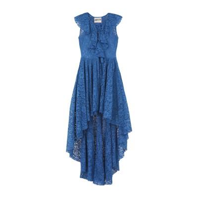 アニヤバイ ANIYE BY ミニワンピース&ドレス ブルー XS ナイロン 60% / コットン 40% ミニワンピース&ドレス
