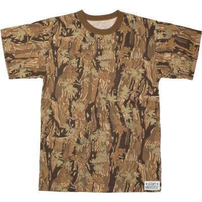 ユニセックス 衣類 トップス Smokey Branch Camouflage Short Sleeve T-Shirt with ARMY UNIVERSE Pin - Size 2X-Large (49-53) Tシャツ