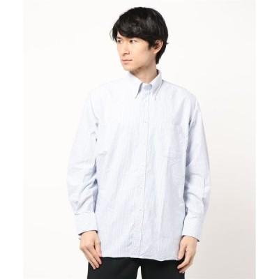 シャツ ブラウス 【Individualized Shirts】クラシックフィットBDシャツ