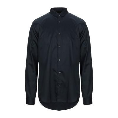 ARMANI EXCHANGE シャツ ダークブルー XS コットン 100% シャツ