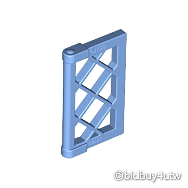LEGO零件 窗戶 60607 中間藍色 4624986【必買站】樂高零件