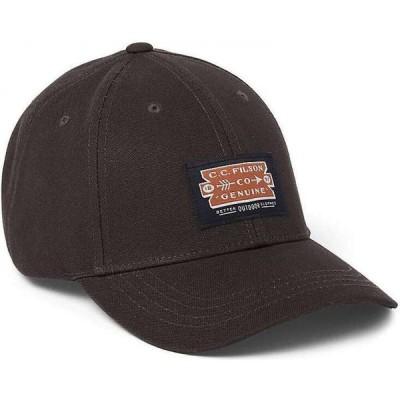 フィルソン Filson ユニセックス キャップ 帽子 Logger Cap Brown