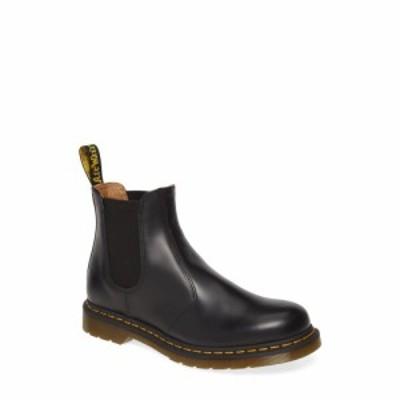 ドクターマーチン DR. MARTENS メンズ ブーツ チェルシーブーツ シューズ・靴 2976 Chelsea Boot Black