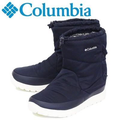 Columbia (コロンビア) YU0276 スピンリールブーツ ウォータープルーフ オムニヒート 464 COLLEGIATE NAVY CLB004