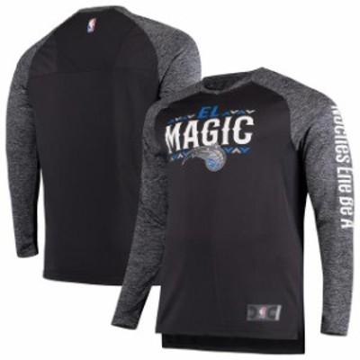 Fanatics Branded ファナティクス ブランド スポーツ用品  Fanatics Branded Orlando Magic Gray Noches Shooting Long