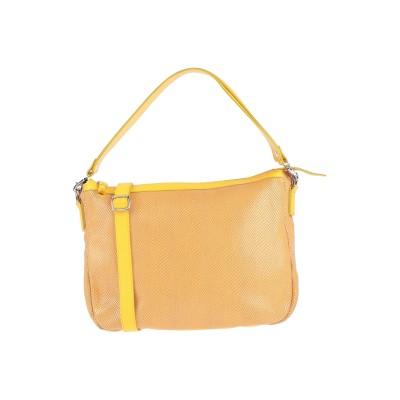 カテリーナルッキ CATERINA LUCCHI ハンドバッグ イエロー 牛革(カーフ) 100% ハンドバッグ