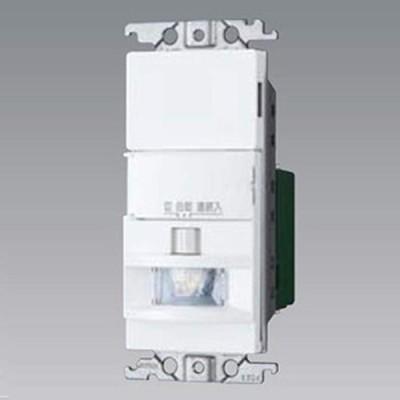 Panasonic/パナソニック WTK1811WK 熱線センサ付自動スイッチ(2線式・3路配線対応形)