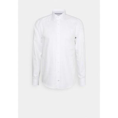 ジョープ シャツ メンズ トップス PIERRE - Formal shirt - white