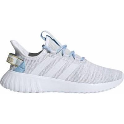 アディダス レディース スニーカー シューズ adidas Women's Kaptir X Shoes Grey/White/Light Blue