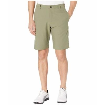 プーマ ハーフ&ショーツ ボトムス メンズ Jackpot Shorts Deep Lichen Green