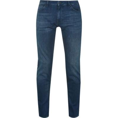 ヒューゴ ボス Boss メンズ ジーンズ・デニム ボトムス・パンツ Maine Regular Fit Jeans Blue
