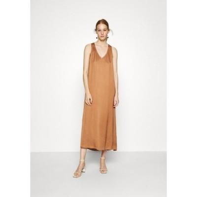 キャリン ウェスター ワンピース レディース トップス DRESS HANNA - Day dress - ochre