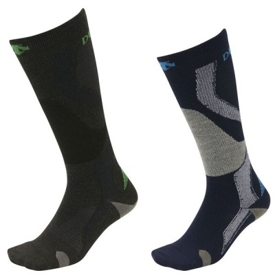 デサント スキー靴下 3Dソックスプラス