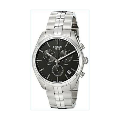 Tissot Men's T1014171105100 Analog Display Quartz Silver Watch並行輸入品