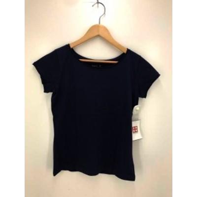アニエスベー agnes b. クルーネックTシャツ サイズ1 レディース 【中古】【ブランド古着バズストア】