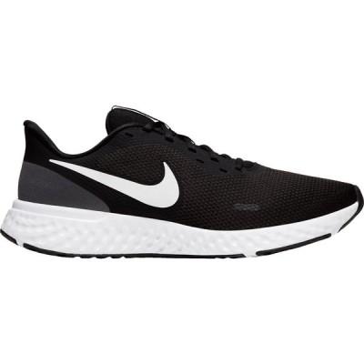 ナイキ Nike メンズ ランニング・ウォーキング シューズ・靴 Revolution 5 Running Shoes Black/White/Grey