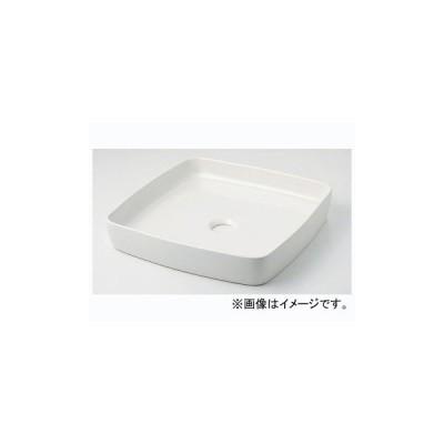 カクダイ 角型手洗器 シュガー 品番:493-096-W JAN:4972353046386