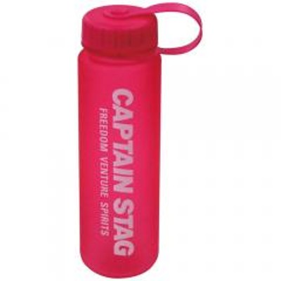 キャプテンスタッグキャプテンスタッグ(CAPTAIN STAG) ボトル・ボトルケージ ウォーターボトル500 ピンク UE3261