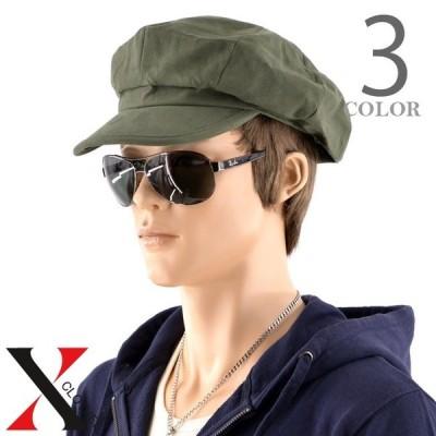 フェイクスウェード キャスケット メンズ 帽子 ハット HAT シンプル つば付き カジュアル 秋 冬 秋冬