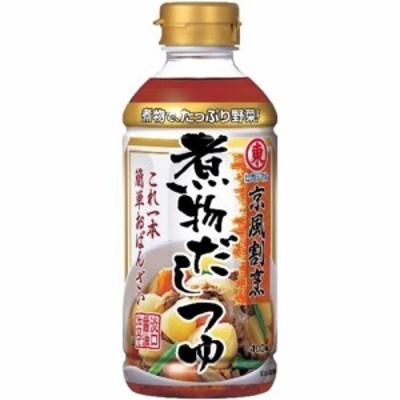 ヒガシマル 京風割烹煮物だしつゆ(400ml)[つゆ]